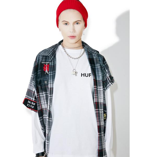 HUF SYP Long Sleeve Tee