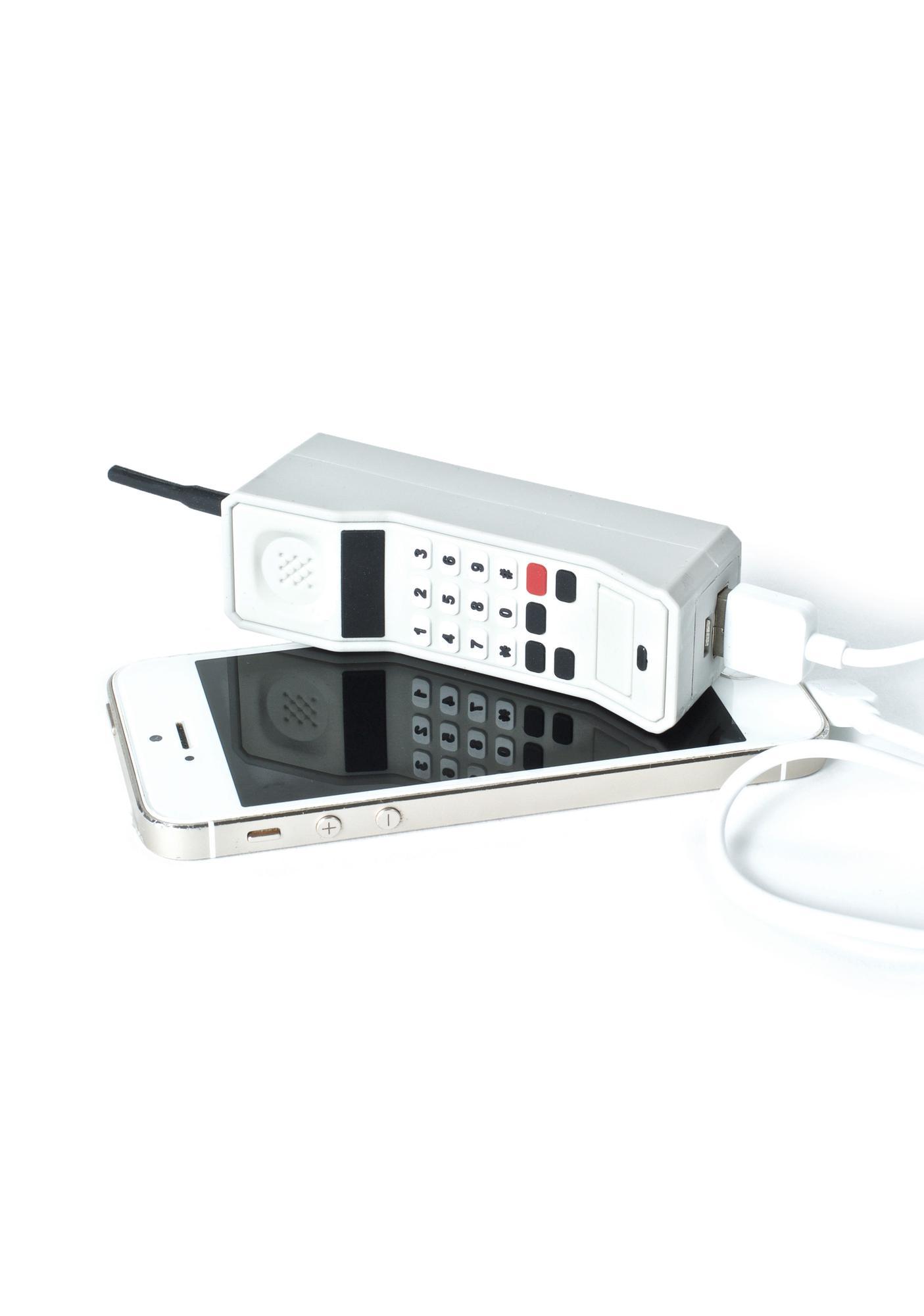 Wattzup Brick Phone Power Bank