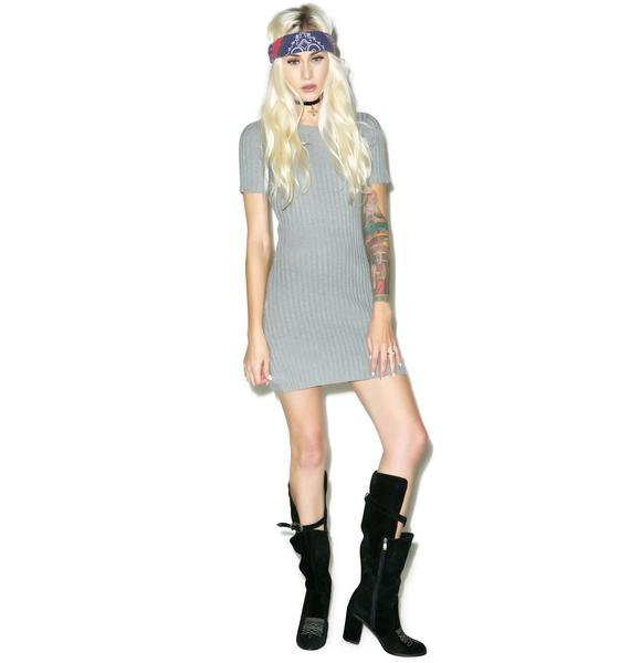For Love & Lemons Everyday Knit Dress