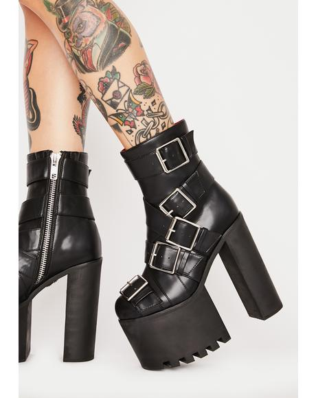 Gibson Ankle Boots