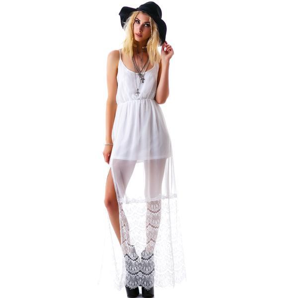 Lacey Tendencies Slip Dress