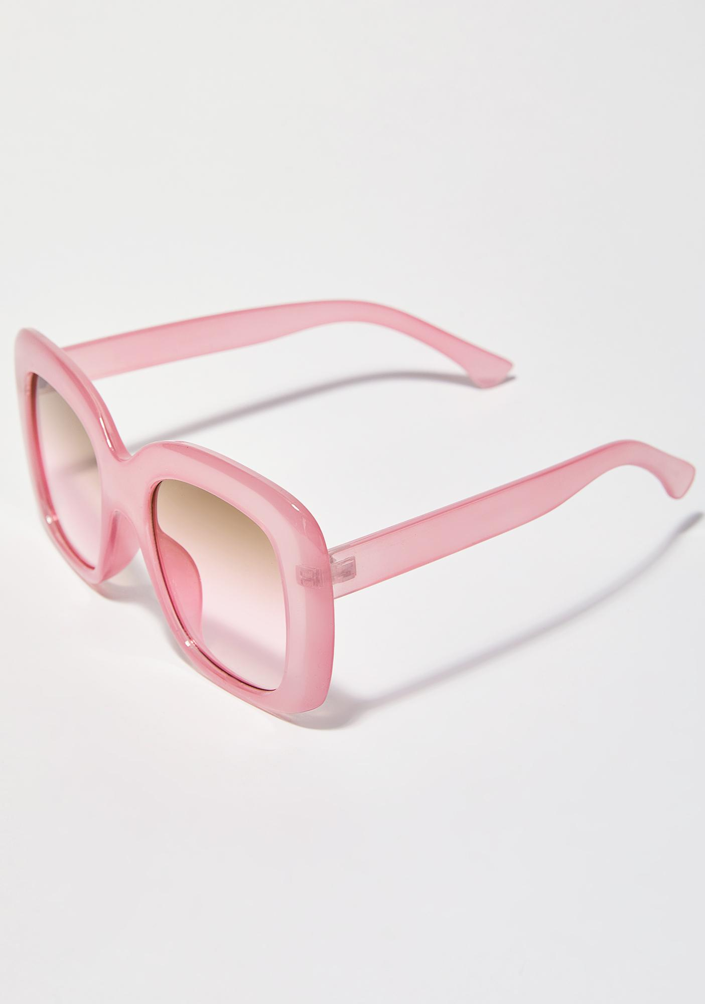 Prissy Missy Square Sunglasses