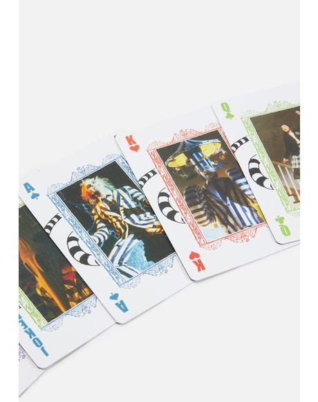 Day-O Playing Cards