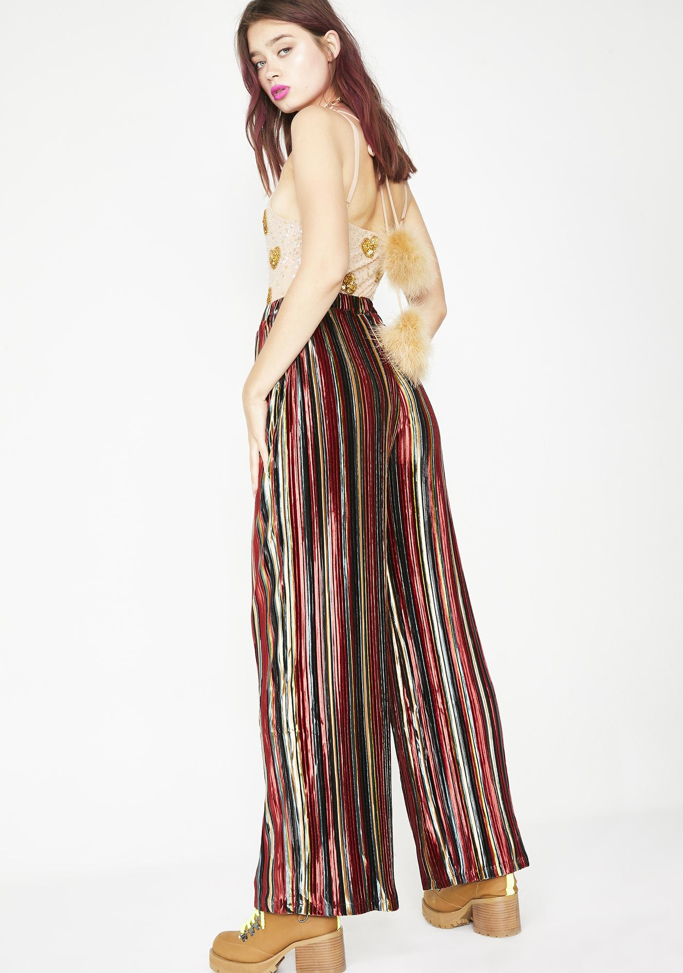 Boogie Down Stripe Pants