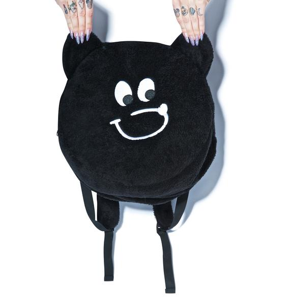 Lazy Oaf Bear Circle Rucksack