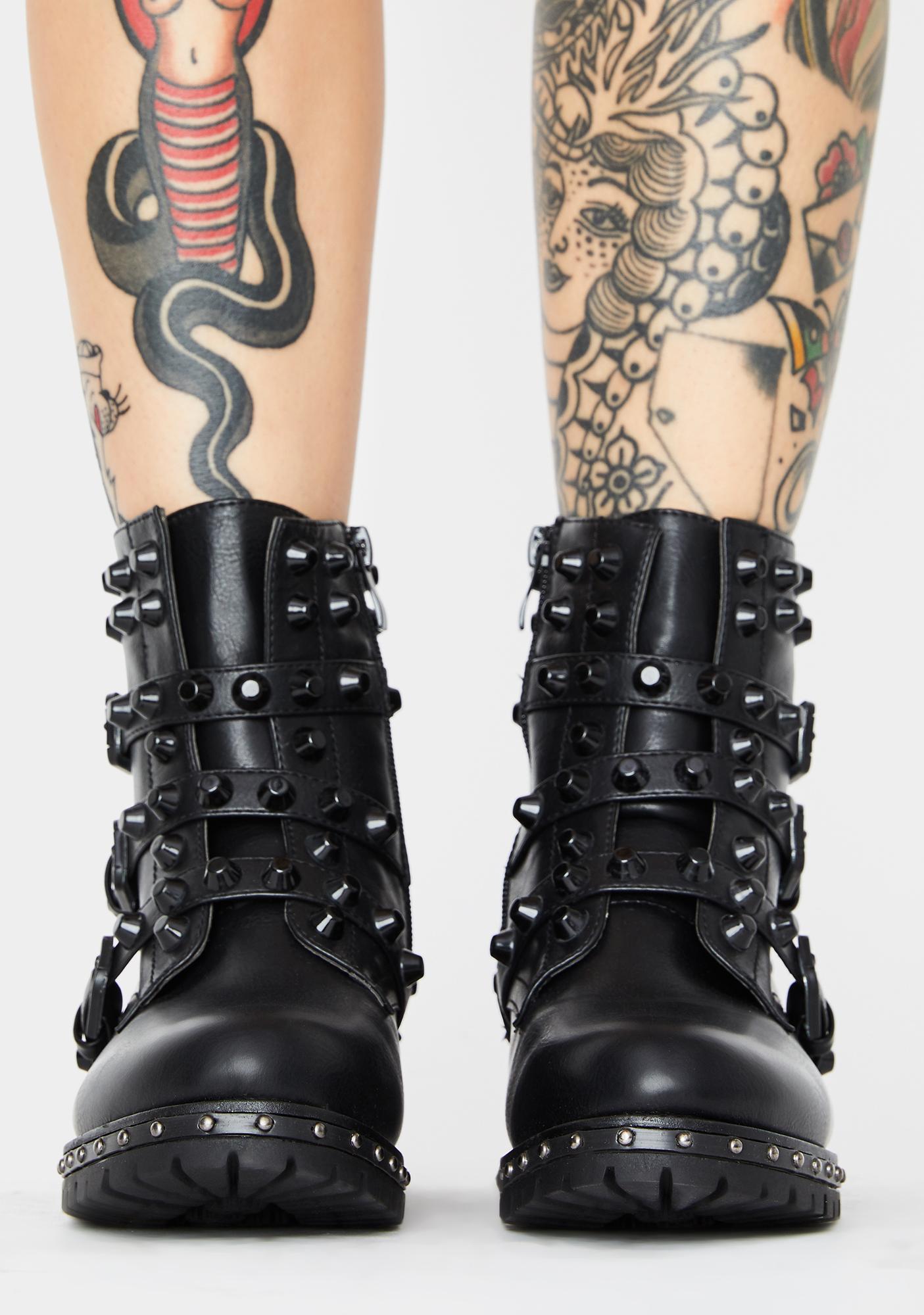 AZALEA WANG Tifaa Ankle Boots