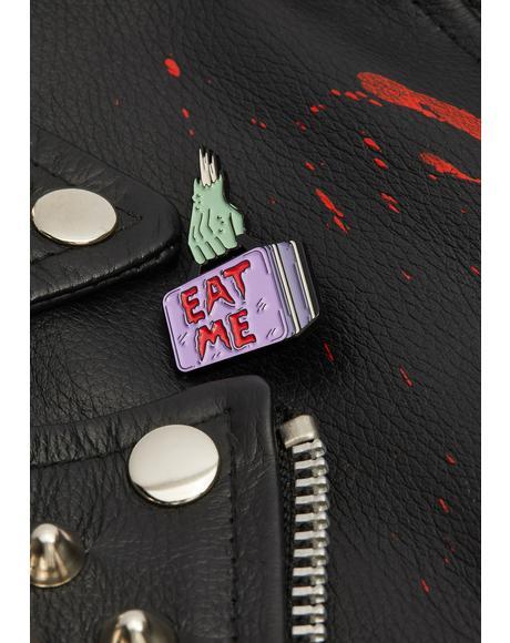 Eat Me Pin