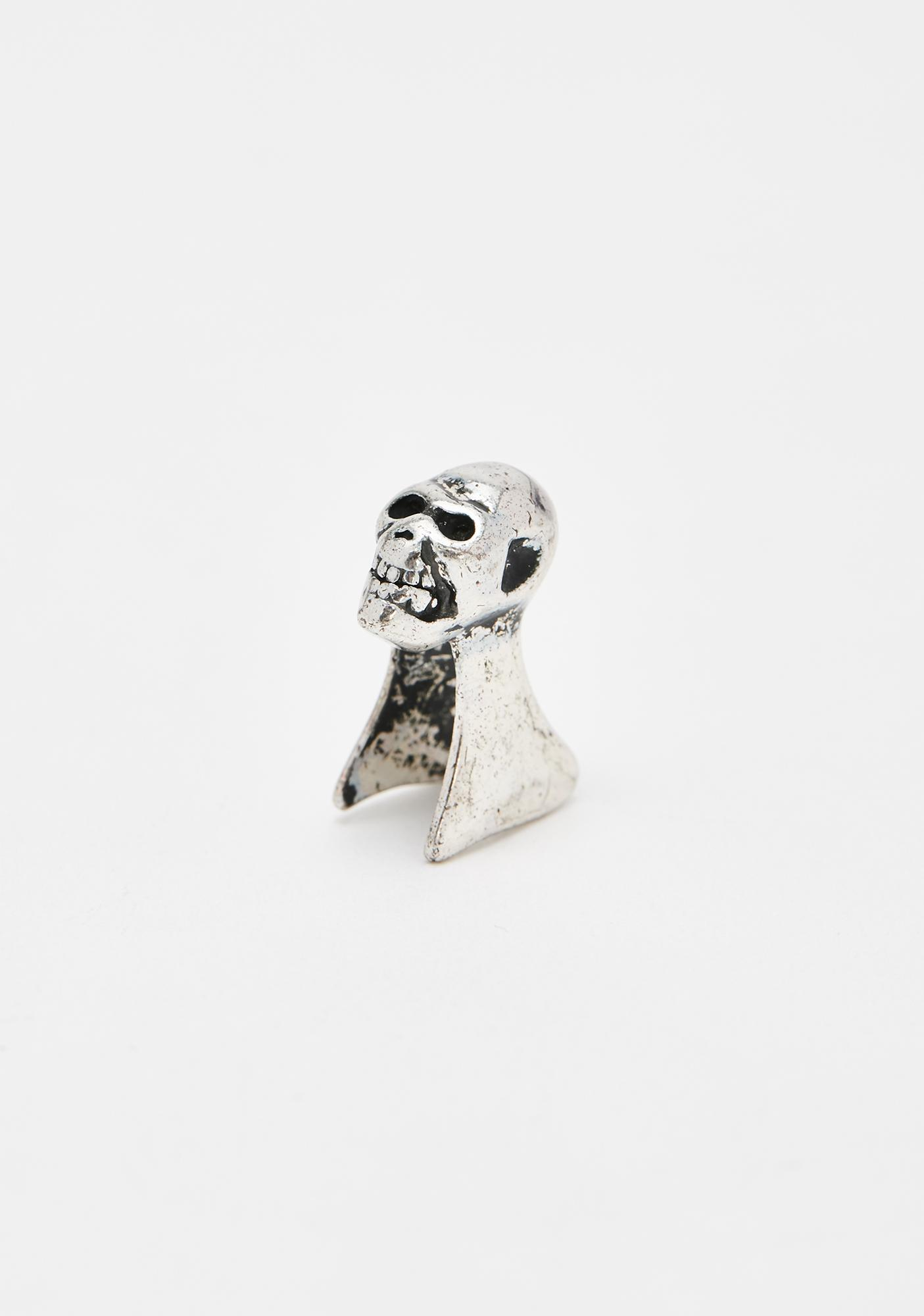 Demoniac Souls Ear Cuff