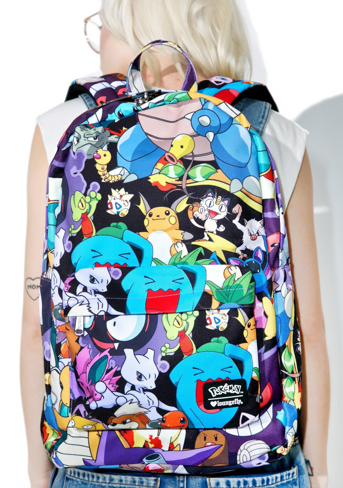 Loungefly Pokemon Backpack