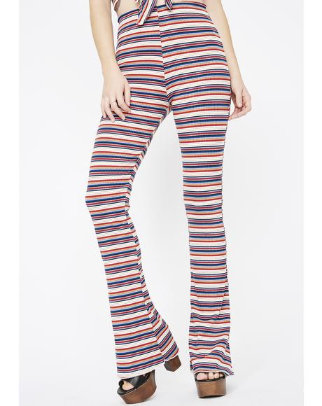 In A Funk Striped Pants