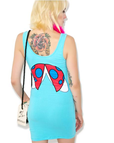 I Am Catbug Tunic Tank Dress