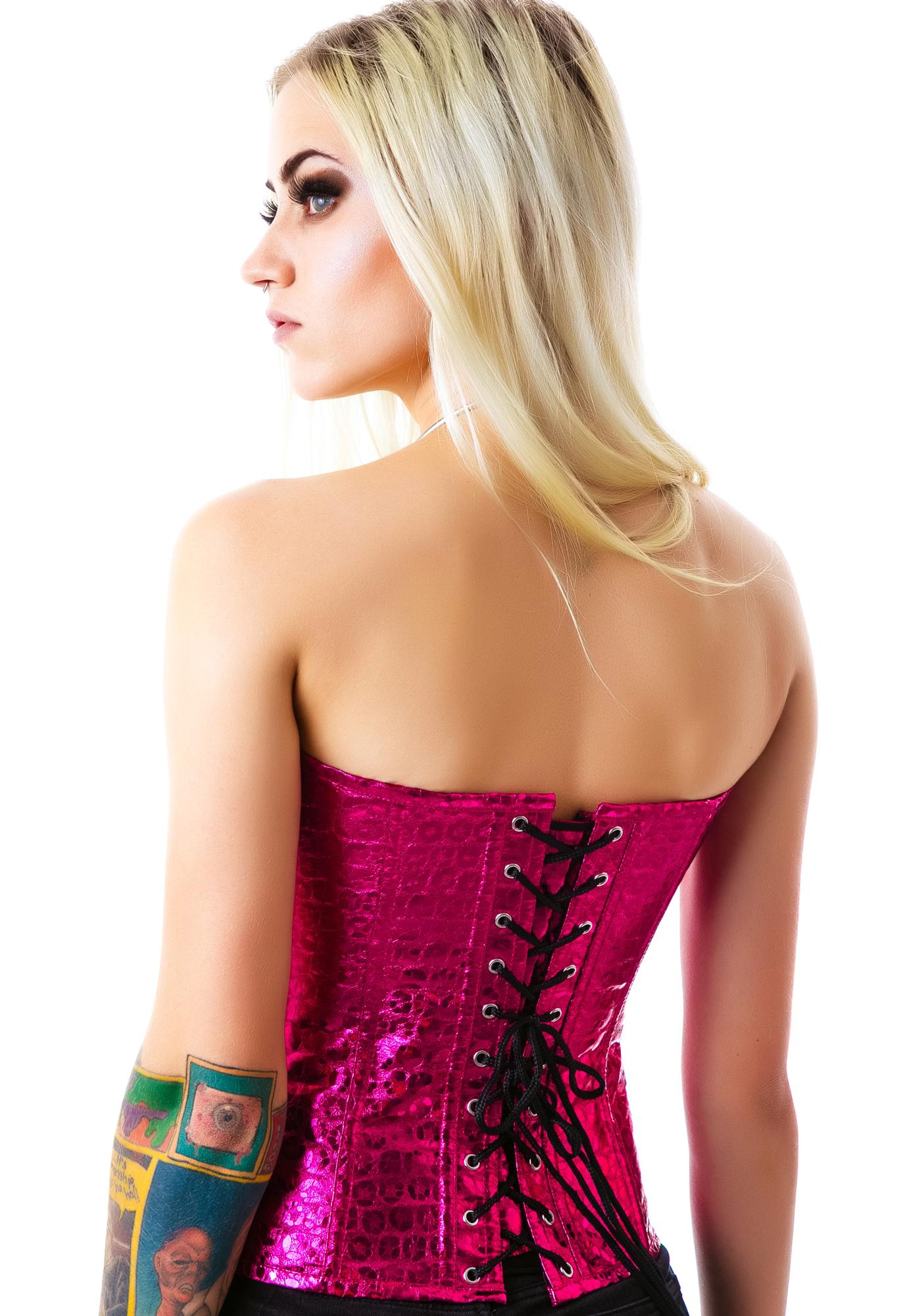 Jewel's Foolish Games Corset