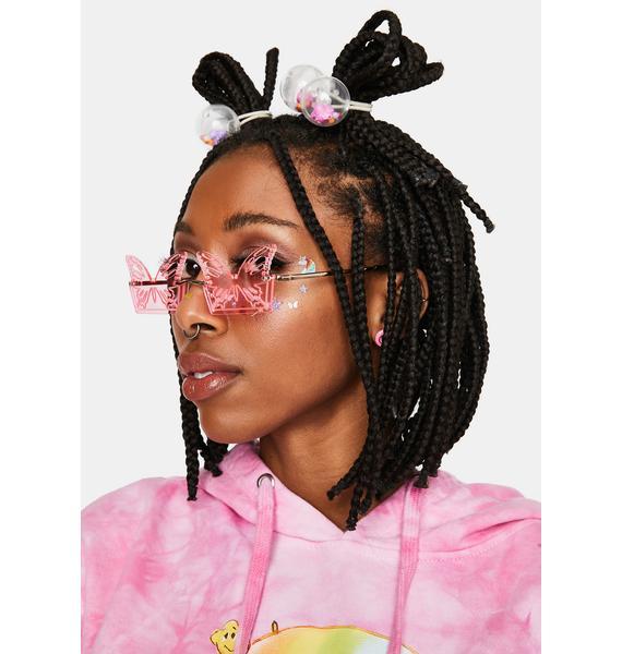 Sweet Butterfly Chillin Sunglasses