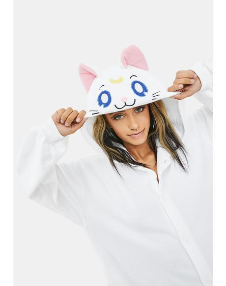 Artemis Sailor Moon Onesie