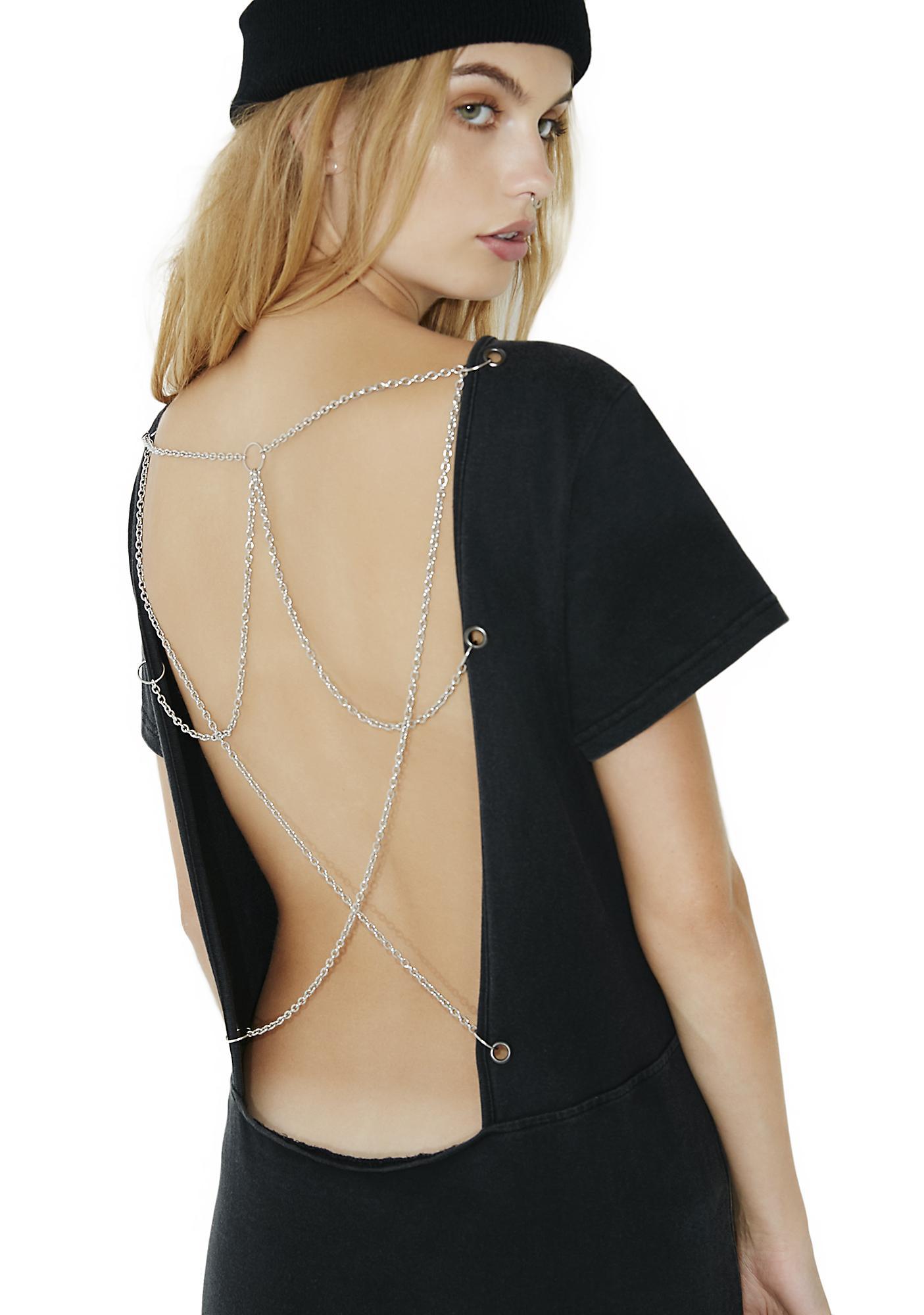 Disturbia Chain Dress