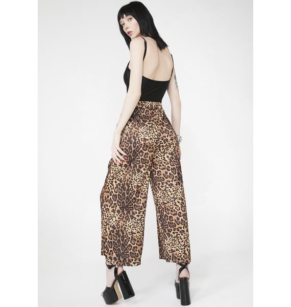NGHTBRD Def Leopard Inmate Pants