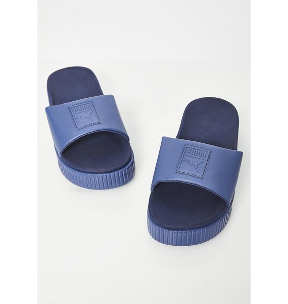 PUMA Indigo Platform Slide EP Sandals