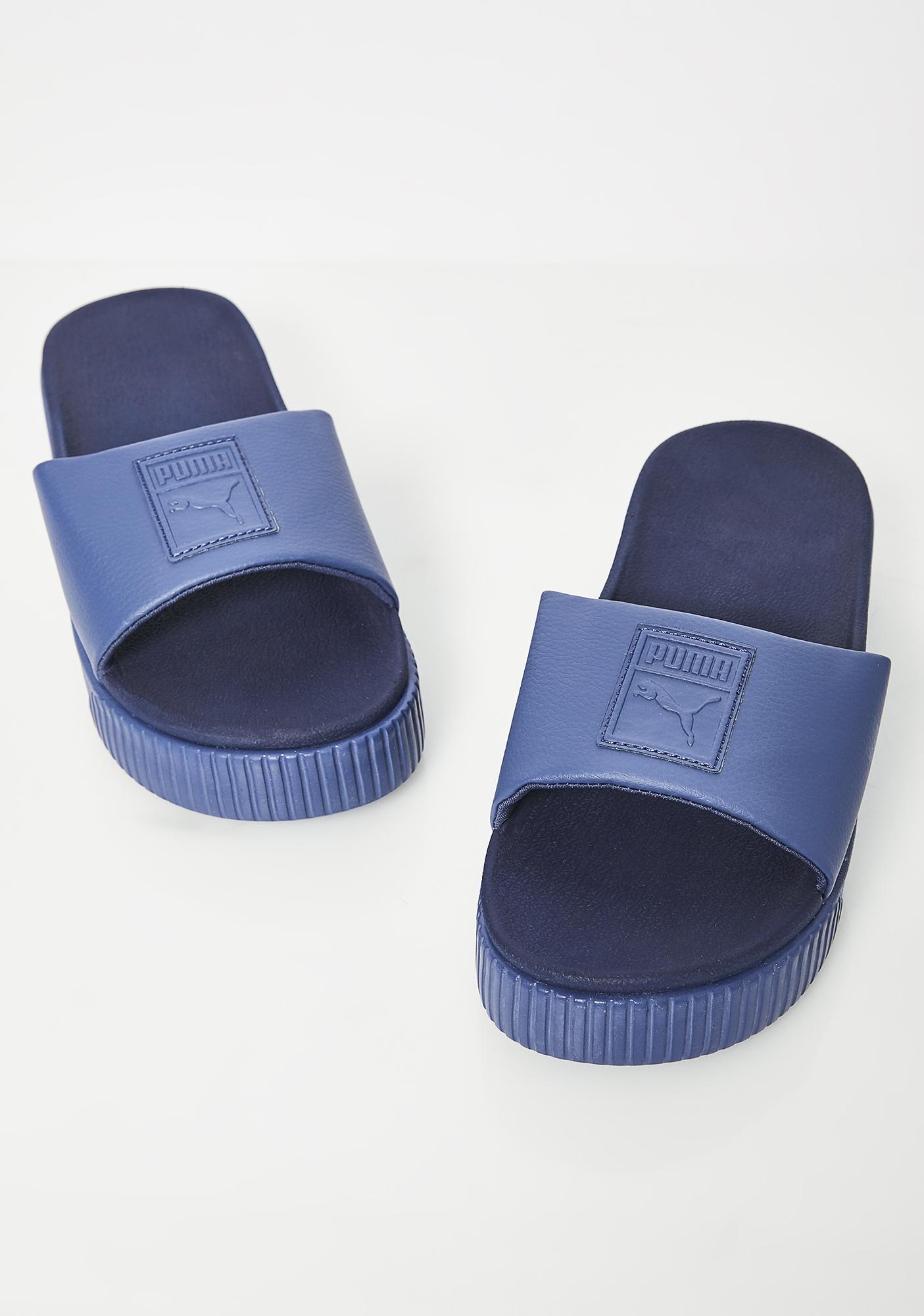 cb380dd45cc ... PUMA Indigo Platform Slide EP Sandals ...