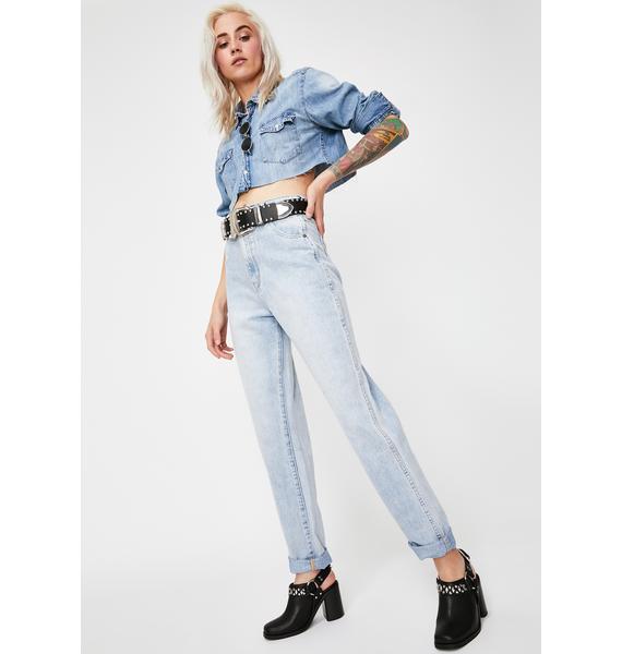 Rollas Eva Blue Elle Jeans