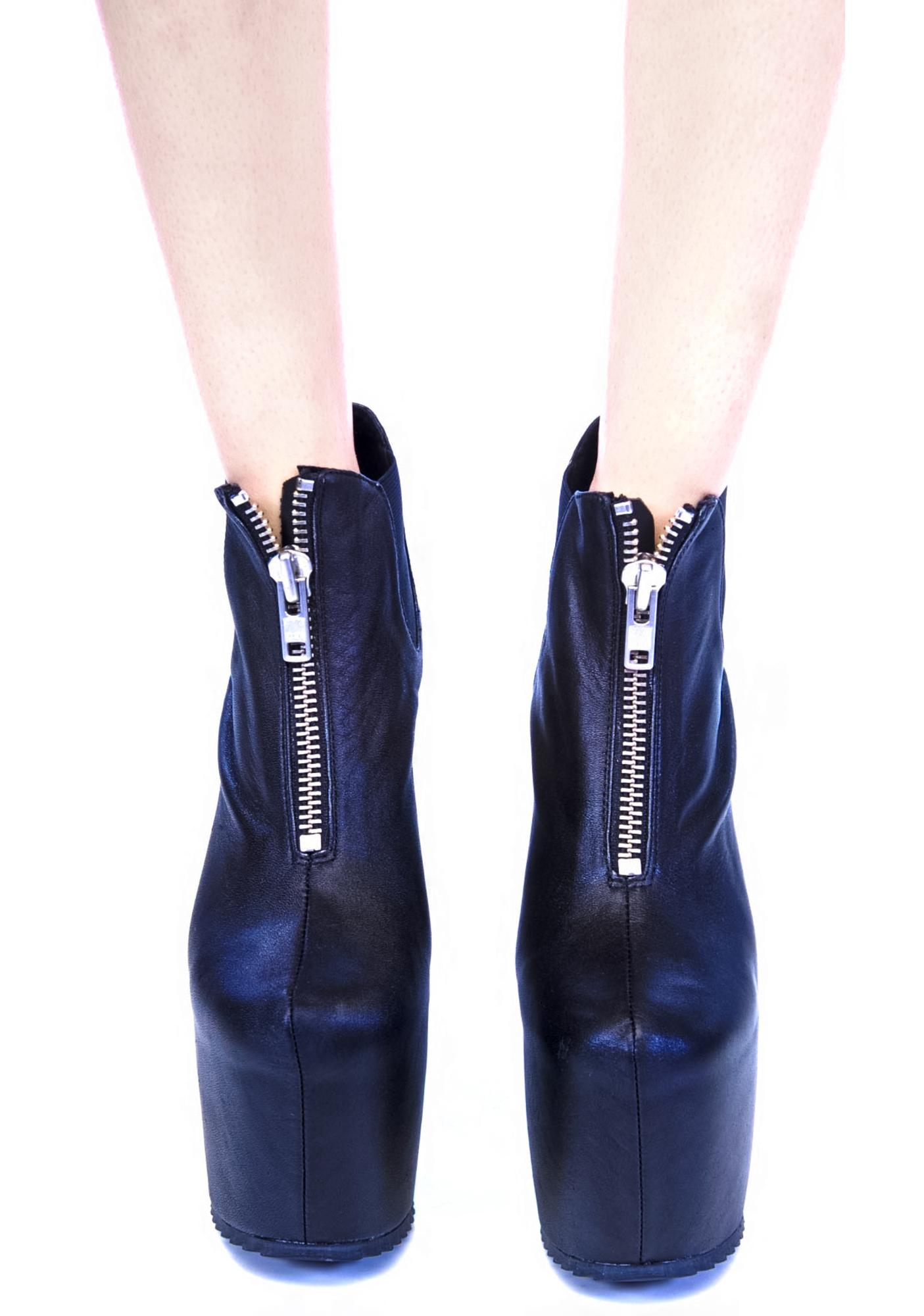 UNIF Das Boot Platform Shoes
