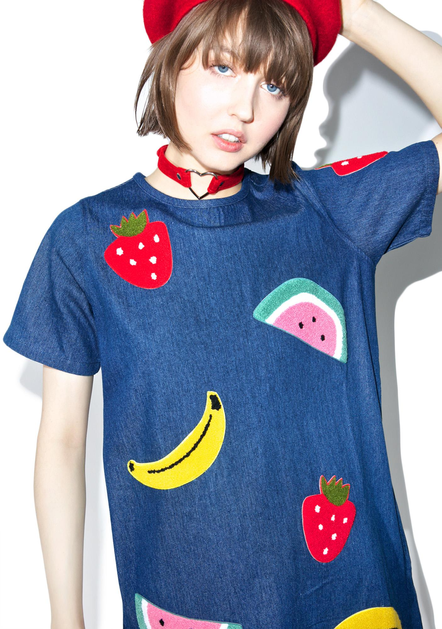 Lazy Oaf Fruit Patch Tunic