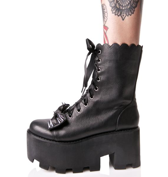 Sugar Thrillz Britta Boots