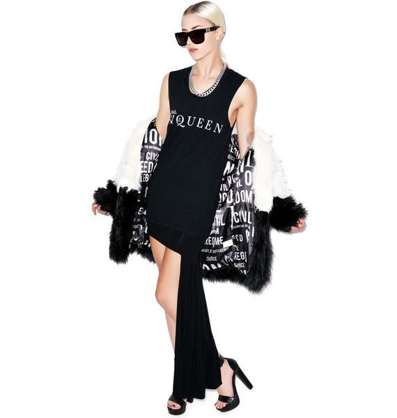 Civil Clothing Queenie Muscle Tee