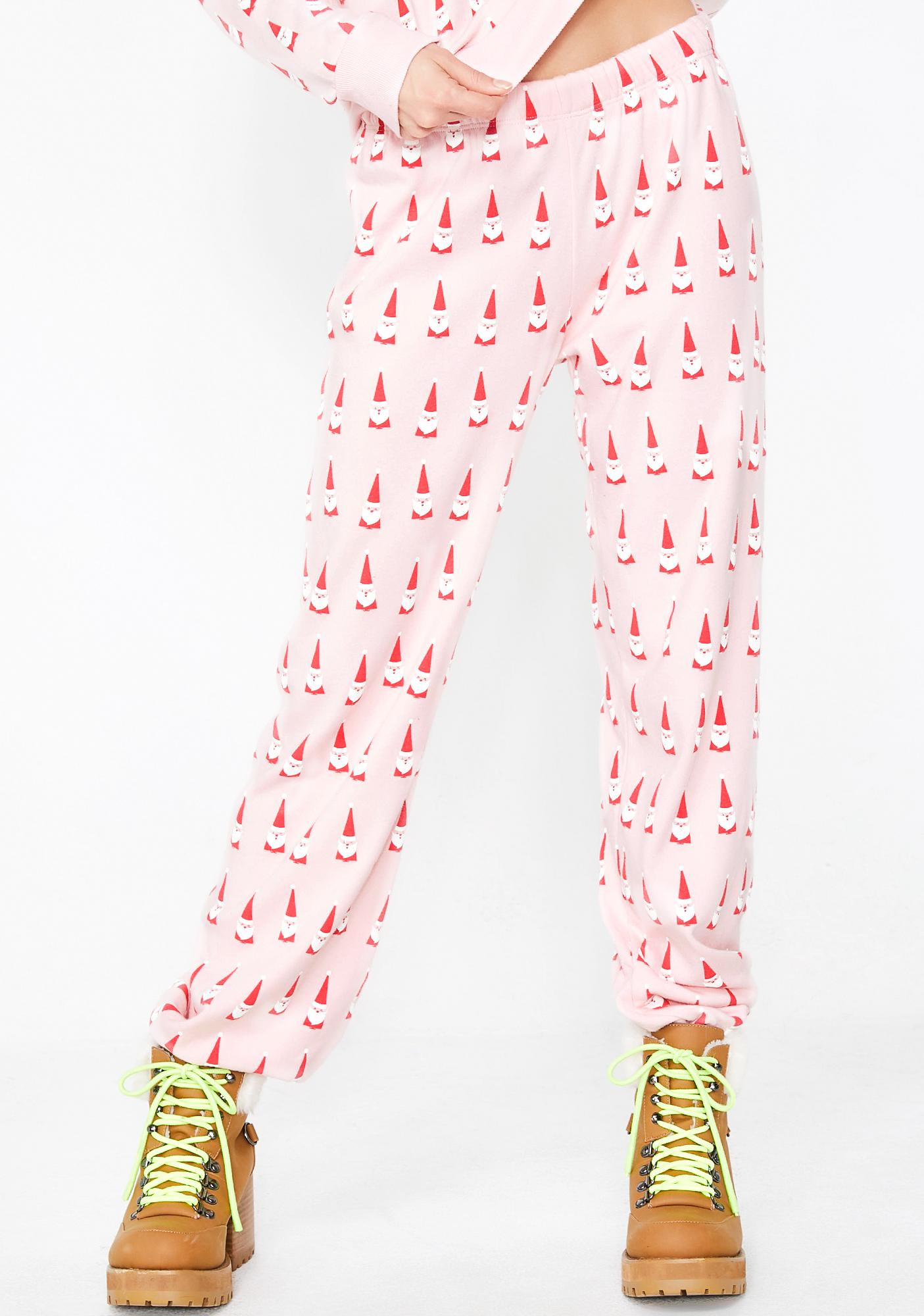 Wildfox Couture Lil Claus Easy Sweats