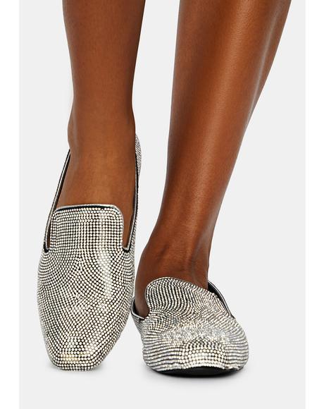 Bling Lovin' Ballet Flats