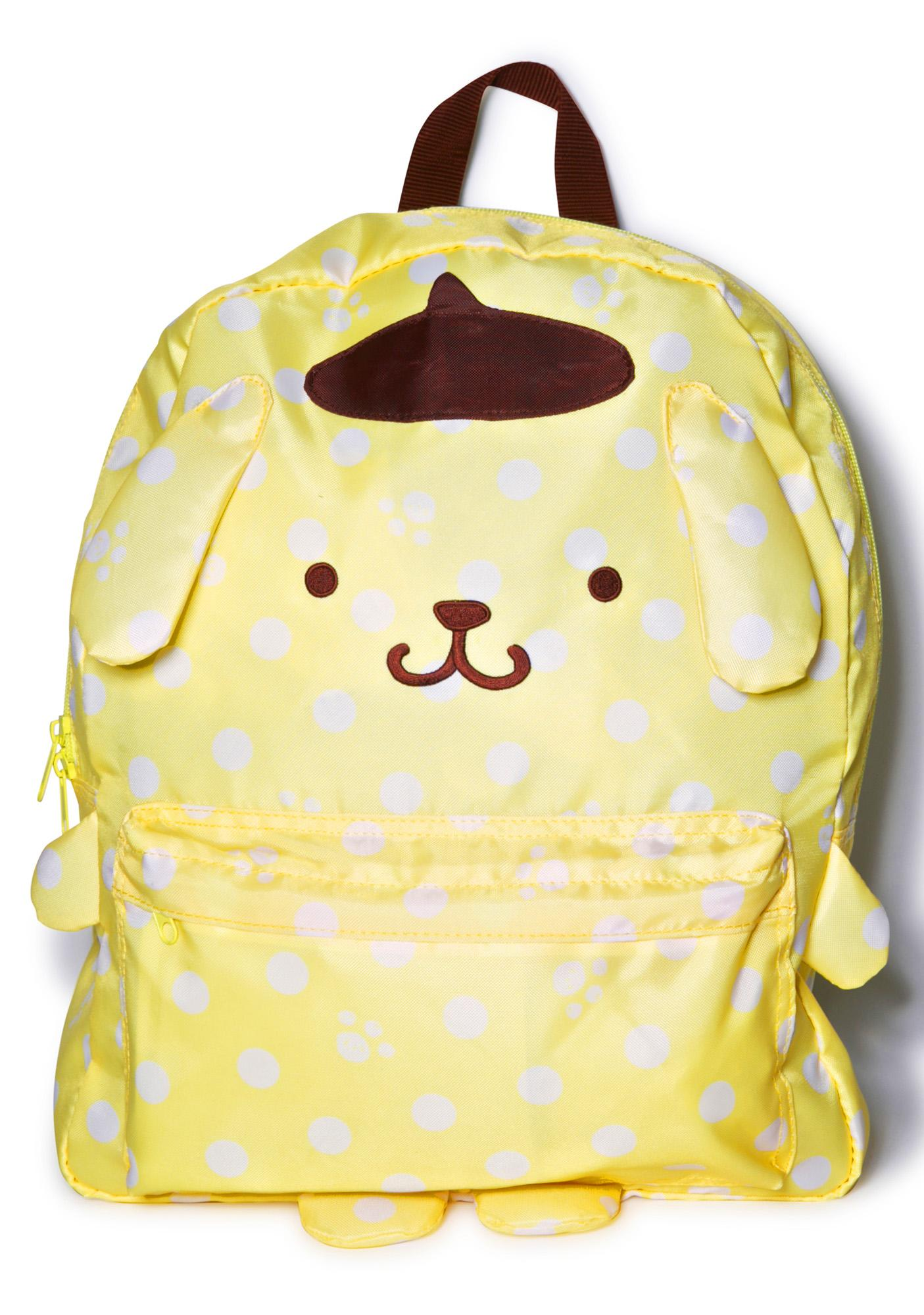 Sanrio Purin 3D Backpack