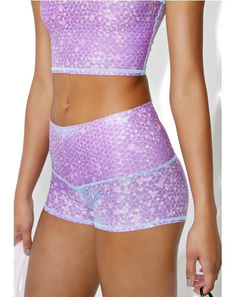 Mermaid Fairyqueen Shorts