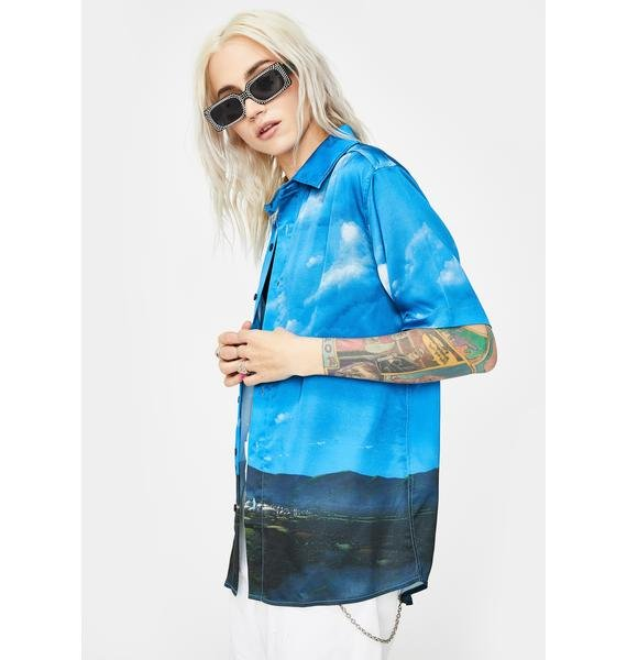 RIPNDIP Hold Me Button Up Shirt