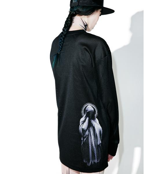 Black Scale True Decadence Jersey