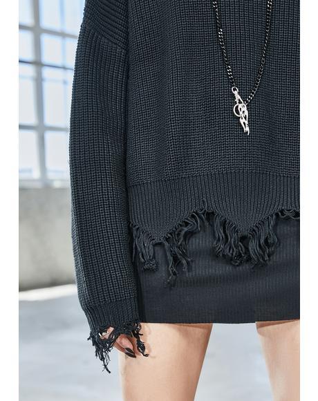 Bassline Marled Sweater