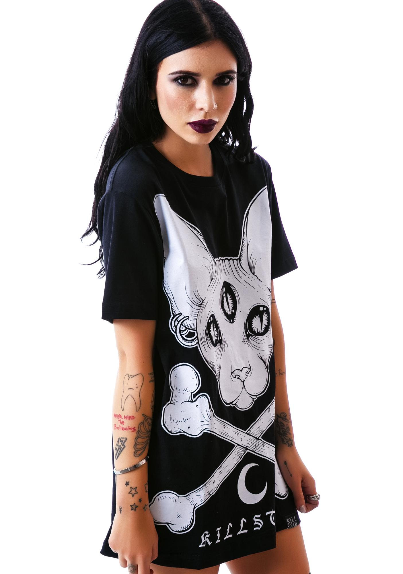 Killstar Third Eye T Shirt