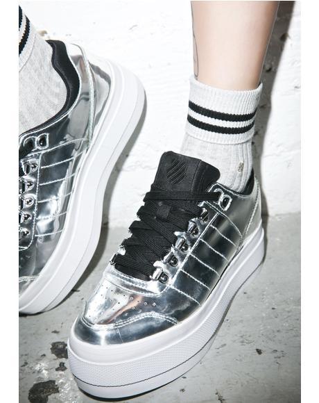 Gstaad Platform Sneaker