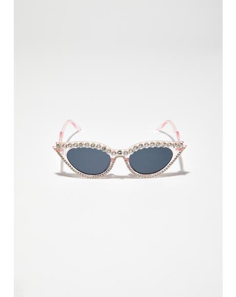 Kiss All That Glitz Sunglasses