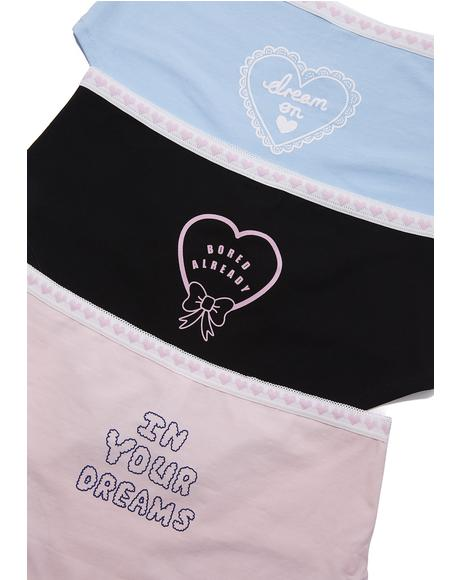 Undie Three Pack