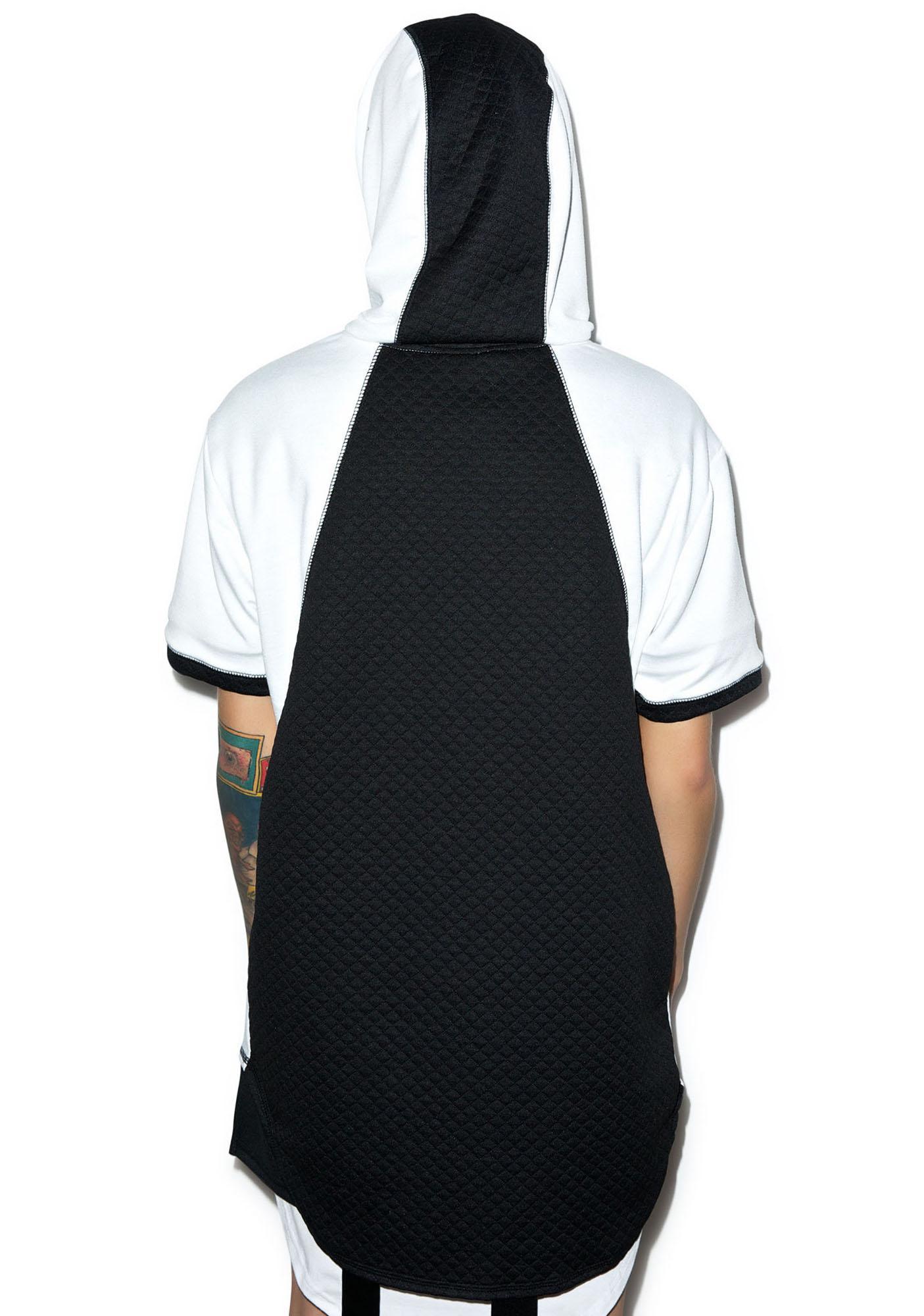 Billy Short Sleeve Hoodie