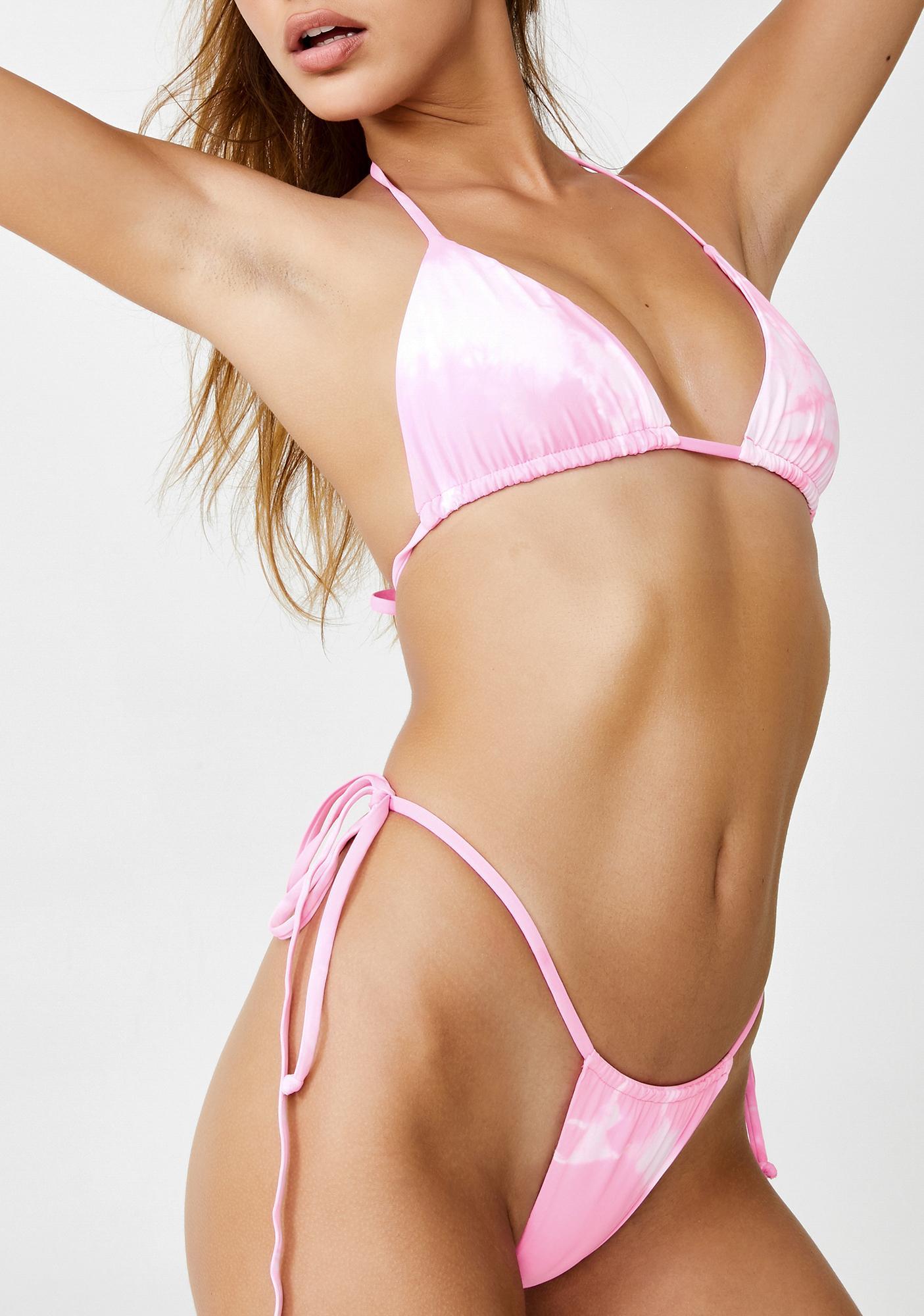 Frankies Bikinis X Sofia Richie Tasha Bikini Bottoms