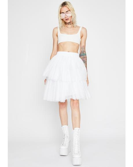 Princess Vibes Tulle Skirt