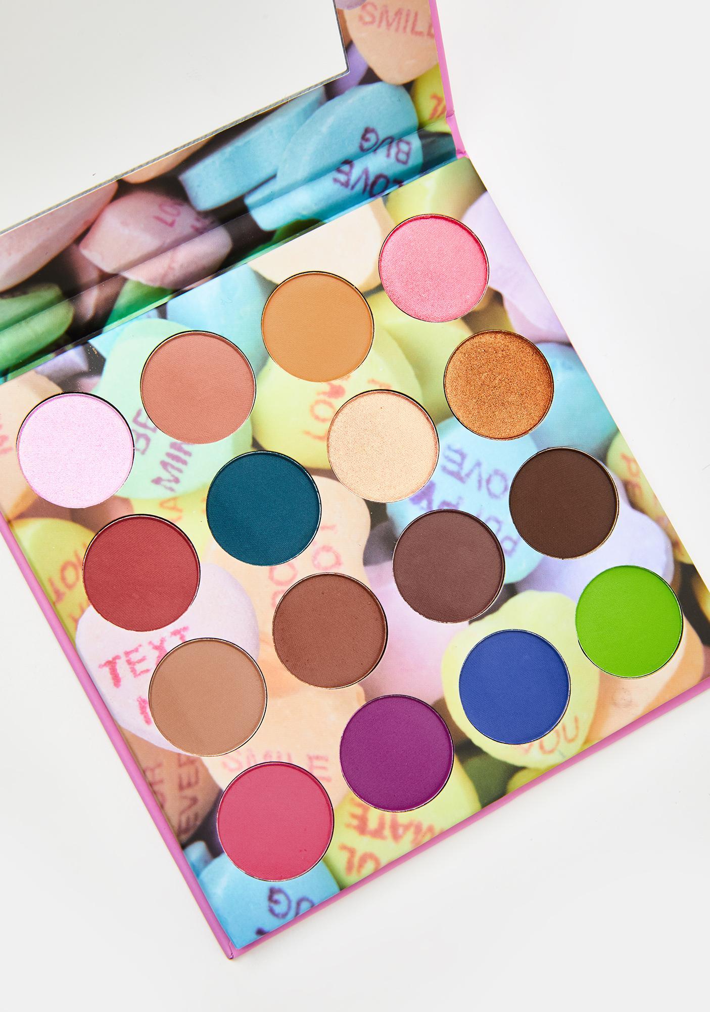 Spoiled Lips Cosmetics Love Sucks Vol. 8 Eyeshadow Palette