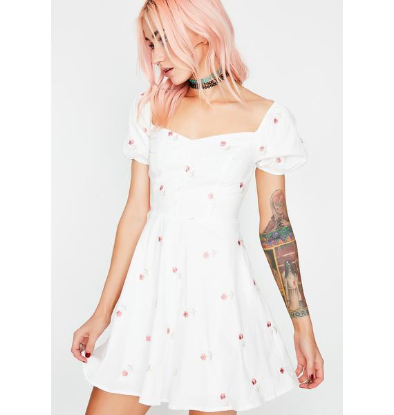 Full Of Posies Floral Dress