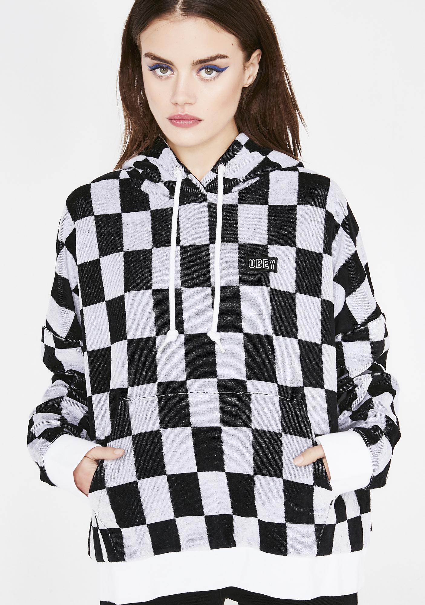 Obey Mind Games Pullover