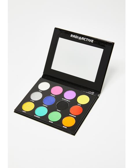 Radioactive Eyeshadow Palette