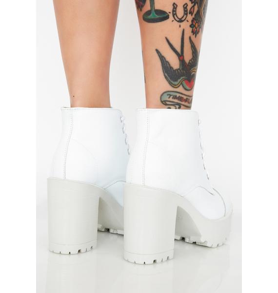 ROC Boots Australia Pampas Platform Boots