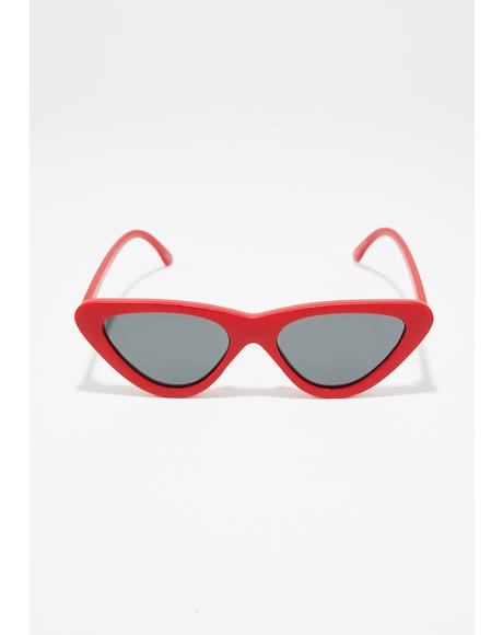 Glamour Puss Sunglasses