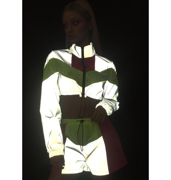 Cyber Complex Reflective Set