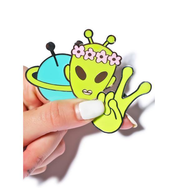 Alien Pin Pack