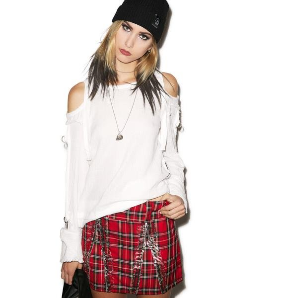 Tripp NYC Bits n' Pins Skirt